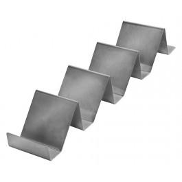 20 PEÇAS - Suporte Para Bandejar de Auto Atendimento 304 - SB | Evolução Inox